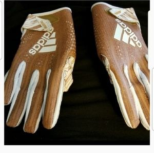 adidas Accessories - Adidas Football Gloves Bronze Size Large